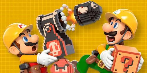 Newsbild zu Böser Bug aus dem Vorgänger ist auch in Super Mario Maker 2 vorhanden