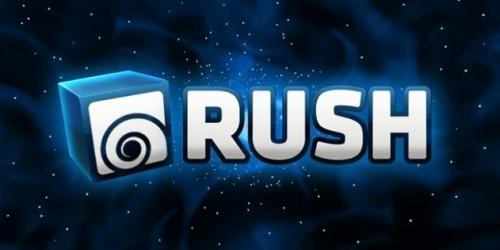 Newsbild zu Wii U eShop-Spieletest: RUSH