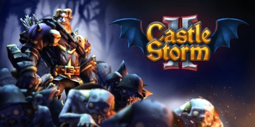 Newsbild zu CastleStorm II wird Ende Juli für die Nintendo Switch erscheinen