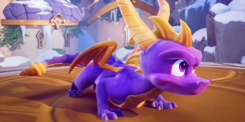 Newsbild zu Nintendo Switch-Spieletest: Spyro: Reignited Trilogy