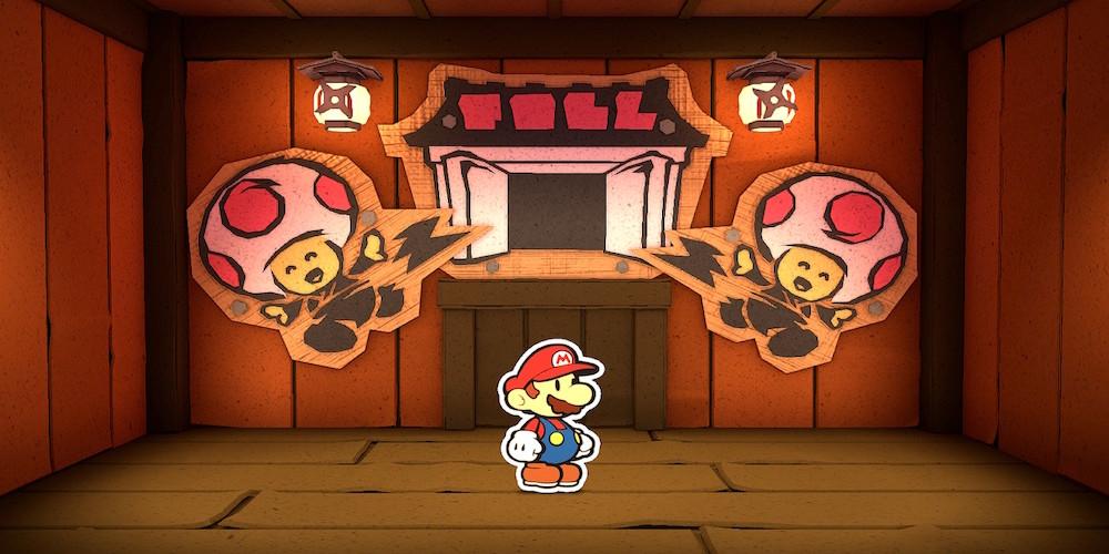 Paper Mario: The Origami King Ninja