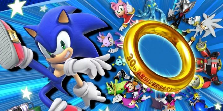 Newsbild zu Das 30. Jubiläum von Sonic the Hedgehog wird in Super Smash Bros. Ultimate gefeiert