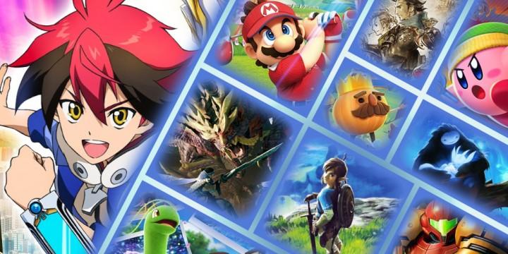 Newsbild zu Diese Nintendo Switch-Spiele erwarten euch in dieser Woche (KW 32/2021)