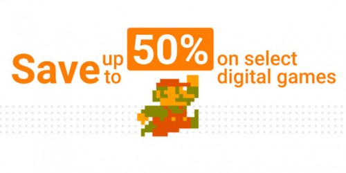 Newsbild zu E3 2017 // Amerika: Spart bis zu 50% auf ausgewählte Nintendo eShop-Titel