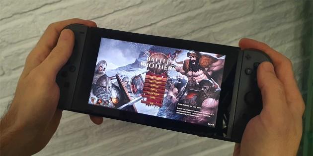 Newsbild zu Taktik-Rollenspiel Battle Brothers erscheint dieses Jahr für die Nintendo Switch