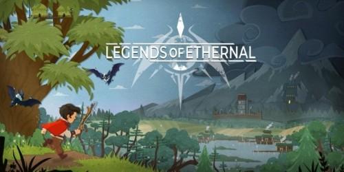 Newsbild zu 2D-Action-Game Legends of Ethernal ab Herbst auch für die Nintendo Switch zu haben