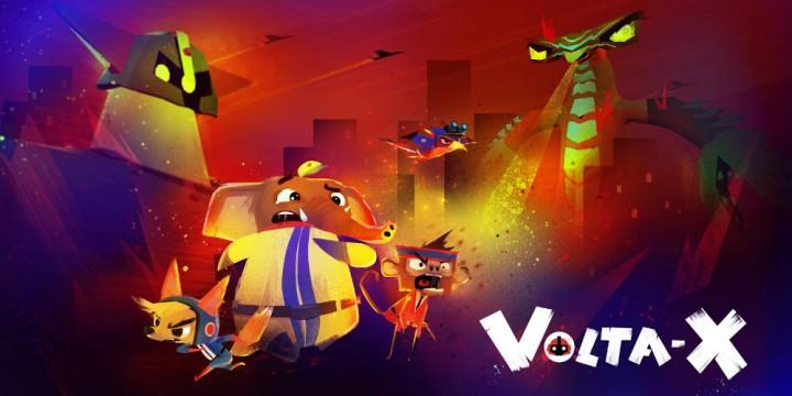 Newsbild zu Die Welt von Volta-X: Erstes Entwicklertagebuch zur Roboter-Rundenstrategie veröffentlicht