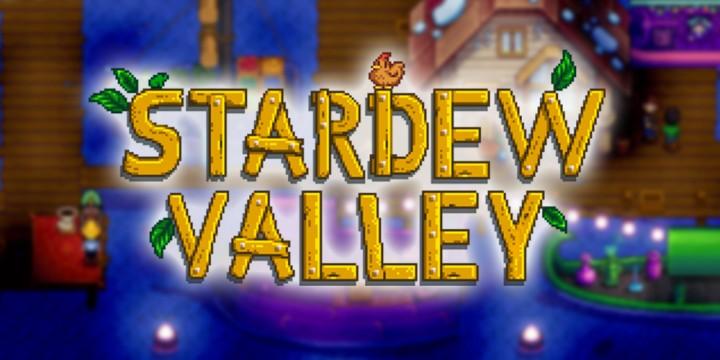 Newsbild zu Stardew Valley erhält mit Update 1.5 einen Split-Screen-Modus für die Nintendo Switch