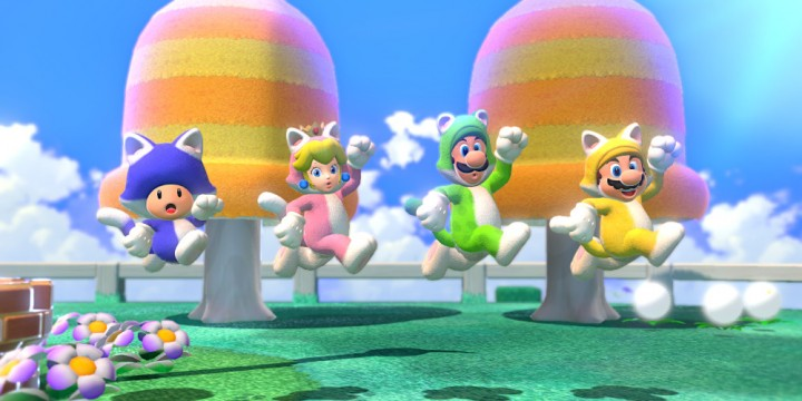 Newsbild zu Terminverschiebung: Gewinnt Bravely Default II bei unserem morgigen Community-Abend zu Super Mario 3D World + Bowser's Fury