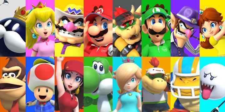 Newsbild zu Mario Golf: Super Rush – Viele Infos im neuen Übersichtstrailer vorgestellt