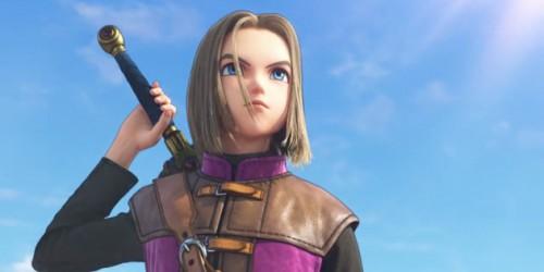 Newsbild zu Dragon Quest XI erreicht einen neuen Verkaufsmeilenstein