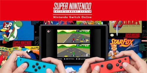 Newsbild zu Nintendo Switch Online: Neue NES- und SNES-Spiele ab sofort verfügbar