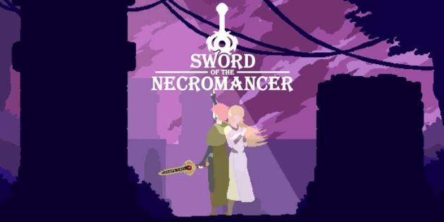 Newsbild zu Rogue-lite Sword of the Necromancer für die Nintendo Switch angekündigt