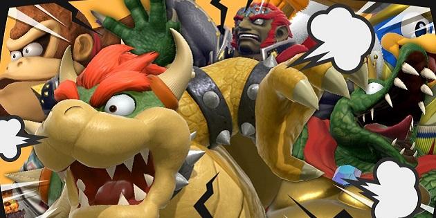 """Newsbild zu Ein Treffen der Giganten: Event-Turnier """"Riege der Schwergewichte"""" startet am Freitag in Super Smash Bros. Ultimate"""