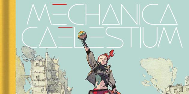 Newsbild zu Comic-Rezension: Mechanica Caelestium