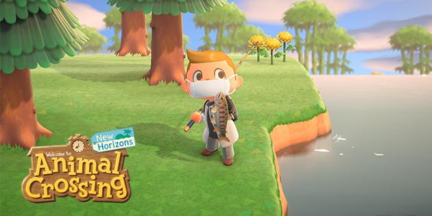 Newsbild zu Diese Fische und Insekten verabschieden sich im Juni aus Animal Crossing: New Horizons