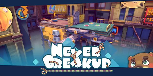 Newsbild zu Stellt euer Teamwork auf die Probe: Never Breakup erscheint noch diesen Monat auf der Nintendo Switch