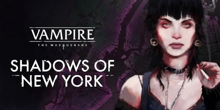 Newsbild zu Neuer Trailer zu Vampire: The Masquerade - Shadows of New York erschienen
