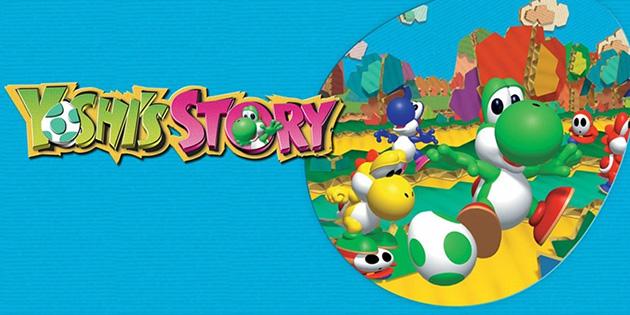 Newsbild zu N64-Themenwoche // Retrotest: Yoshi's Story