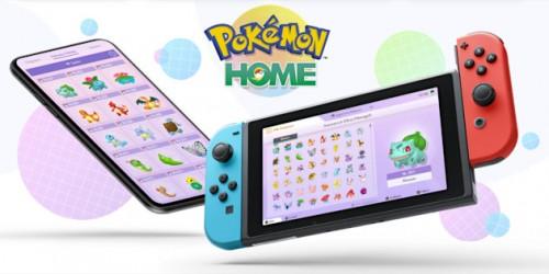 Newsbild zu Pokémon HOME ab sofort auf allen Geräten gestartet