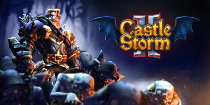 Newsbild zu Verschoben: CastleStorm II erscheint erst im Herbst