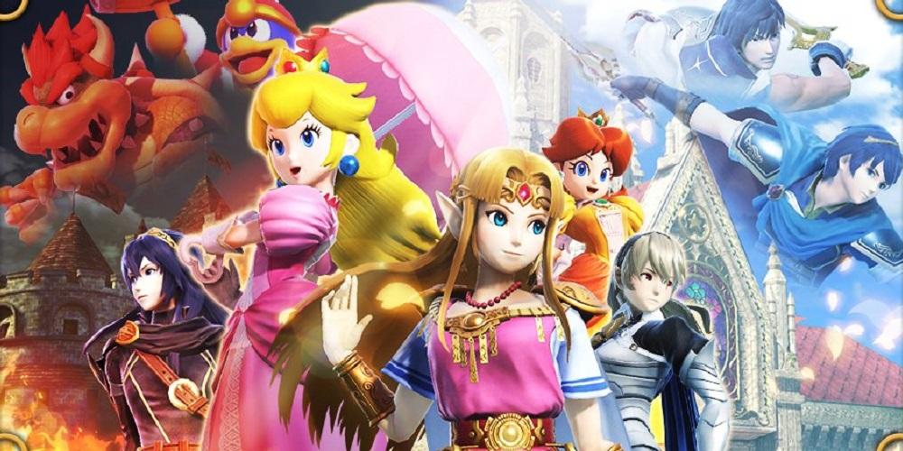 Super Smash Bros. Ultimate Königlich