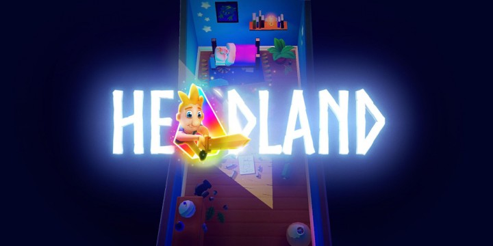 Newsbild zu Mit der Macht der Vorstellungskraft – Erste Spielszenen zu Headland veröffentlicht