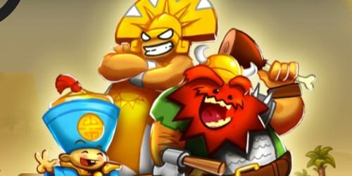 Newsbild zu Wii U eShop-Spieletest: Swords & Soldiers