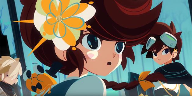 Newsbild zu Neues Gameplay-Material und weitere Informationen zu Cris Tales veröffentlicht