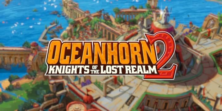 Newsbild zu Oceanhorn 2: Knights of the Lost Realm erscheint im Herbst für die Nintendo Switch