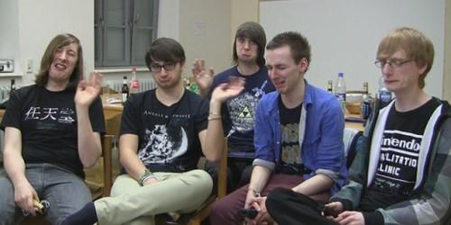 Newsbild zu Tower-Duell: Pascal H. vs. Dennis vs. Pascal O. vs. Robert (Wii Party U - Erratet die Grimasse)