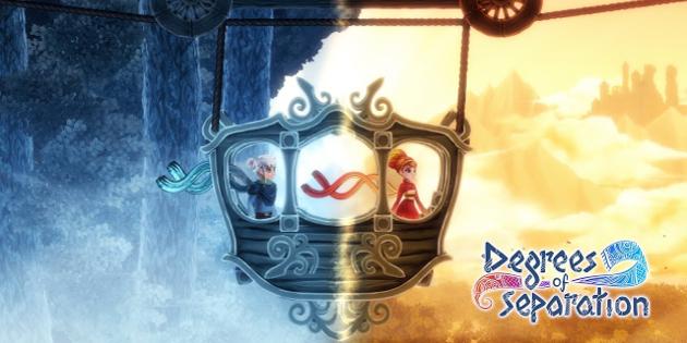 Newsbild zu Degrees of Separation bekommt Online-Mehrspielermodus via Update nachgeliefert