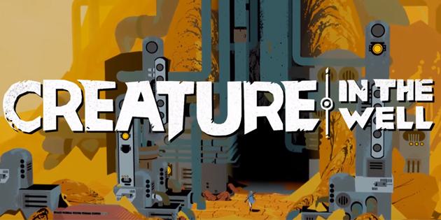 Newsbild zu Entwickler von Creature in the Well ließen sich von Titeln wie The Legend of Zelda: Breath of the Wild inspirieren