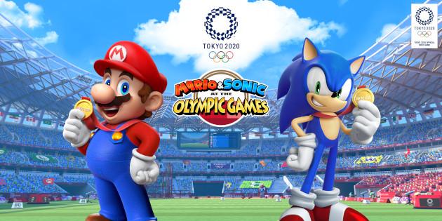 Newsbild zu gamescom 2019 // Mario & Sonic bei den Olympischen Spielen: Tokyo 2020 jagt ab dem 8. November nach Gold
