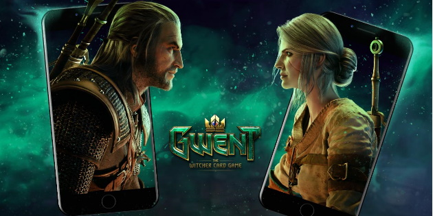 Newsbild zu CD Projekt Red deutet eine Nintendo Switch-Version von GWENT an