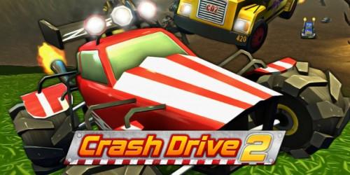 Newsbild zu Blechschäden garantiert – Crash Drive 2 lädt im kommenden Monat zur Massenkarambolage ein