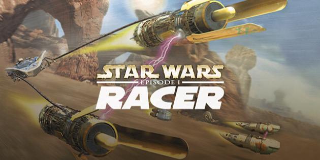Newsbild zu Limited Run Games kündigt physische Version zu Star Wars Episode 1: Racer an