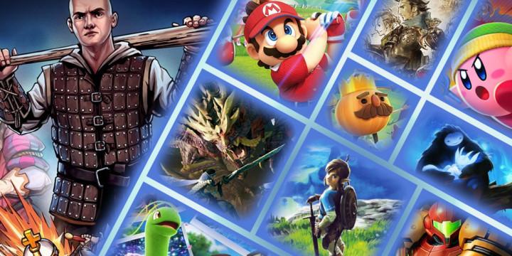 Newsbild zu Diese Nintendo Switch-Spiele erwarten euch in dieser Woche (KW 35/2021)