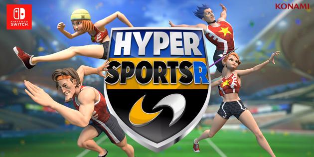 Newsbild zu Konami stellt Entwicklung von Hyper Sports R ein