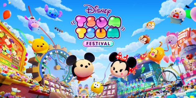 Newsbild zu Nintendo Switch-Spieletest: Disney TSUM TSUM Festival