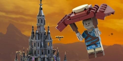 Newsbild zu LEGO prüft offizielle Umsetzung eines Fan-Konzepts zu The Legend of Zelda: Breath of the Wild