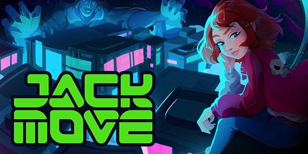 Newsbild zu Cyberpunk-Rollenspiel Jack Move für die Nintendo Switch angekündigt