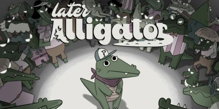 Newsbild zu Neue Fanartikel und physische Version zu Later Alligator für Nintendo Switch auf Fangamer erhältlich
