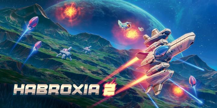 Newsbild zu Pixelige Raumschlachten: Shoot 'em up Habroxia 2 erscheint am 3. Februar
