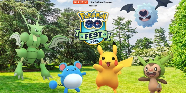 Newsbild zu Die Meister von Raum und Zeit erscheinen in Pokémon GO: Niantic teilt Details zu den Hyperbonus-Events