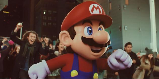 Super Mario Run - Kein Spiel ohne Internetverbindung möglich