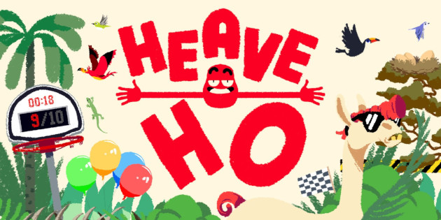 Newsbild zu Nintendo Switch-Spieletest: Heave Ho