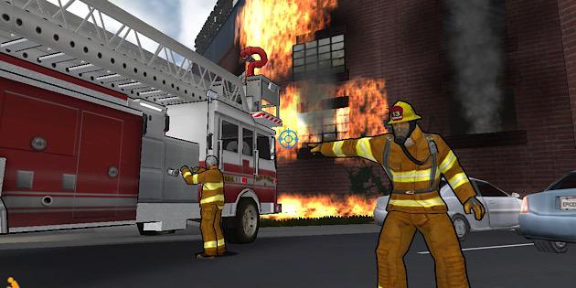 Newsbild zu Real Heroes: Firefighter – brandgefährlicher Veröffentlichungstrailer erschienen