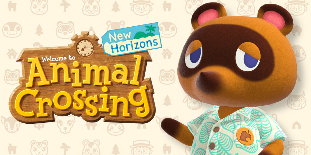 Animal Crossing: New Horizons - Tom Nook