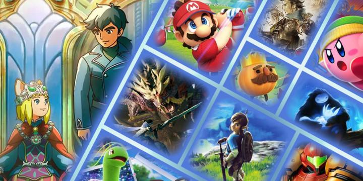 Newsbild zu Diese Nintendo Switch-Spiele erwarten euch in dieser Woche (KW 37/2021)